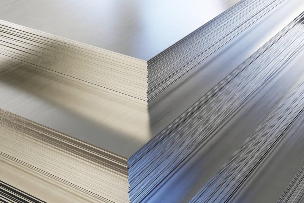 Aluminum Sheet Stock - 0.012