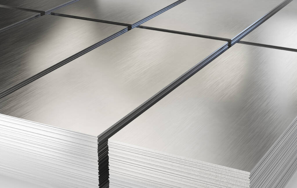Stainless Steel Sheet Stock - 0.012